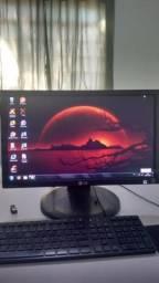 Monitor LG 19 Polegadas Com Regulagem