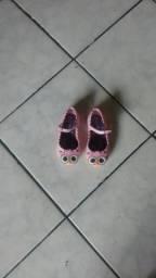 Sandália linda n 2122 po 20 reais