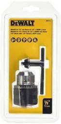 Mandril 1/2 Pol. de Rosca com Chave - Dewalt - DW21E