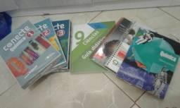 VENDO livros de química
