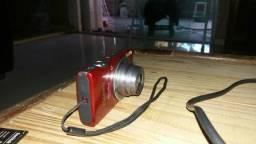 Câmera HD digital em perfeitas condições Com cartao de memória de 16 gbs 180 R$