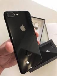 IPhone 8 PLUS / BLACK / 64GB!!