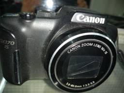 Câmera Canon zerada