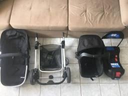 Carrinho Bebe Travel System Epic Lite Infanti 2e53dc783a1