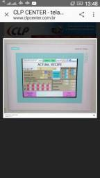 IHM Siemens touch panel TP177A