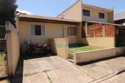 Casa com 3 dormitórios à venda, 59 m² - campo pequeno - colombo/pr