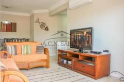 Apartamento à venda com 3 dormitórios em Praia das toninhas, Ubatuba cod:AP00470