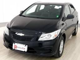 Chevrolet ONIX HATCH LS 1.0 8V FlexPower 5p Mec. - Preto - 2016 - 2016