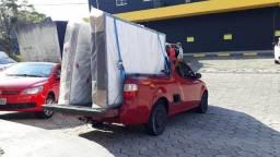 Frete montagem de móveis e pequenas mudanças