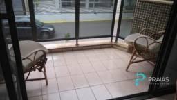 Apartamento à venda com 3 dormitórios em Enseada, Guarujá cod:69538