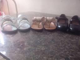 Sandalias femenina