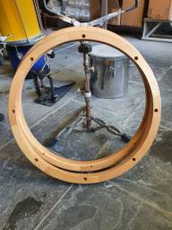 Par de Aros 18 polegadas Odery em madeira
