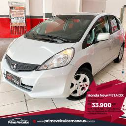 Honda new fit 1.4 dx 2014