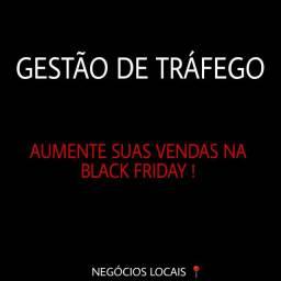 Anúncios online e gestão de Tráfego (Aumente suas vendas na Black Friday)