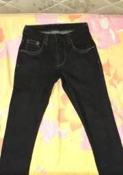 Calça Tripé jeans