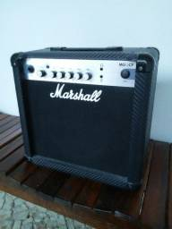 Amplificador Marshall MG15CF 15W