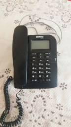 Telefone com fio e Identificador chamadas