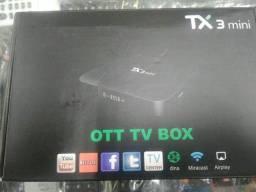 TV BOX TX3 - 4 K  5G