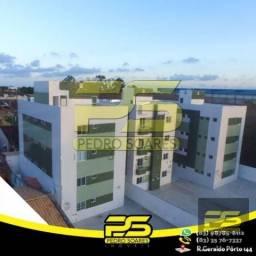 Apartamento com 2 dormitórios à venda, 52 m² por R$ 114.900 - Popular - Santa Rita/PB