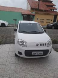 Fiat Uno Vivace Básico 2 Portas - Bom e Barato - 2015
