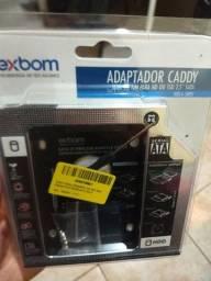 Adaptador Case de SSD ou HD