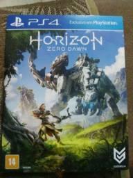Jogo horizon DAWN PS4