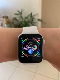 VENDO smartwatch IWO 9 BRANCO 4 meses de uso