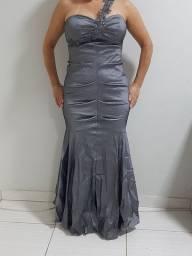 lote com 4 vestido de festa tamanho 40 cada