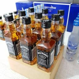 Miniatura Whisky Jack Daniels 50ml - Original e Lacrada