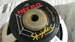Sub woofer nitro 12P 700Watts rms 2ohms.