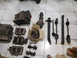 Motor e câmbio 4x4 subaru legacy