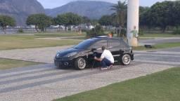 Peugeot 207 1.4 XRS. Carro em excelente estado e muito bonito!