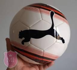 Bola de futebol puma original big cat 3 branca de campo pronta entrega