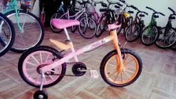 Bicicleta Nathor aro 16 usada