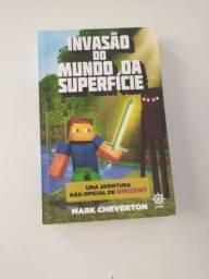 Minecraft invasão do mundo da superfície