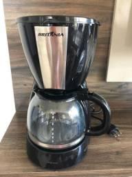 Cafeteira elétrica CP30 Inox Britania