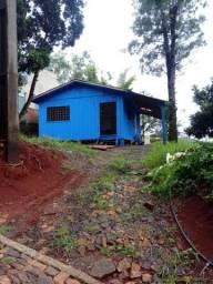 Casa de madeira em laranjeiras do sul