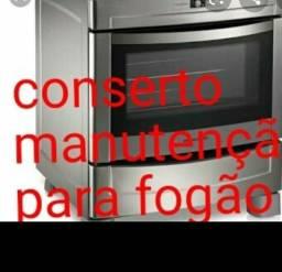 Limpeza e manutenção para fogões