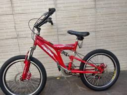 Vendo bicicleta de segunda mão