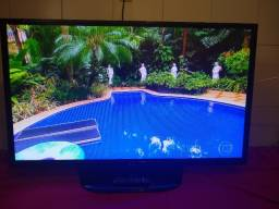 "TV LG 50"" polegadas, digital (não é smart)"