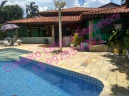 Casa top com piscina centro Itanhaém disponível feriado