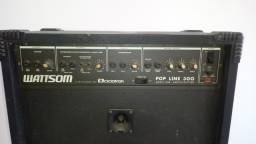 Caixa Amplificada Wattsom ciclotron pop line 300