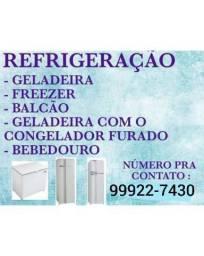 Conserto freezer balcão a domicílio