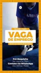 VAGA DE EMPREGO
