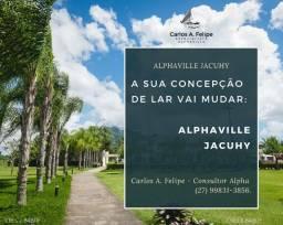 Casa para alugar - Alphaville Jacuhy