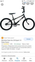Bicicleta Caloi Expert Nova