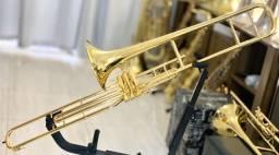 Trombone Weril F670 novo com 5 anos de garantia por apenas