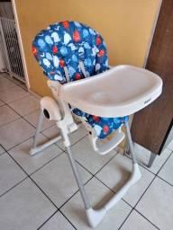 Cadeira alimentação Burigotto (cadeira prima pappa zero 3)