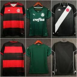 Camisas de times nacionais