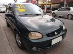 GM Corsa 1.0 completo/GNV/1998/ 6.900,00